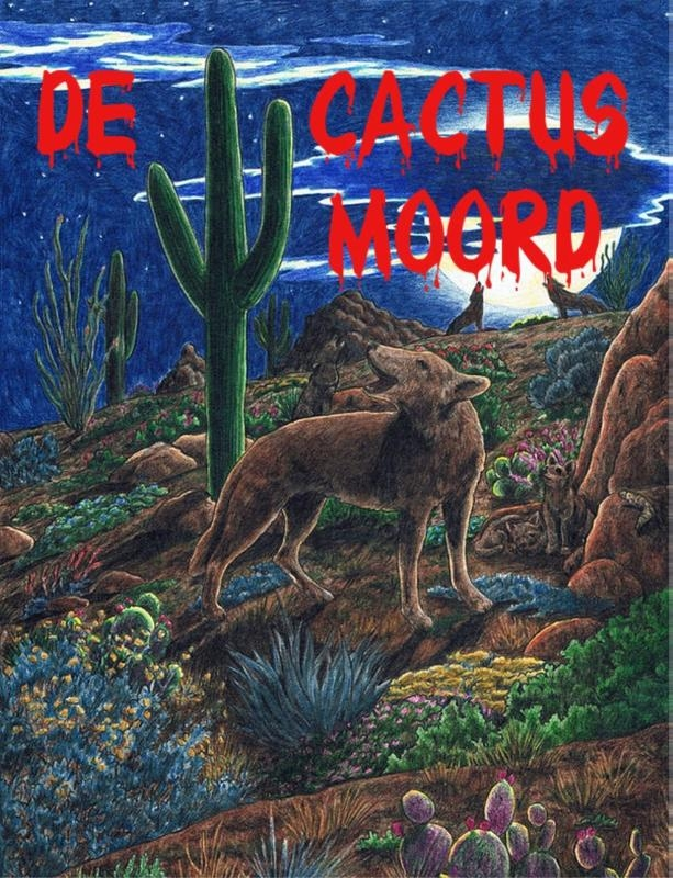 Grijpsma, De Griek,De Cactusmoord