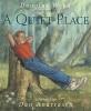 Wood, Douglas,   Andreasen, Dan,A Quiet Place