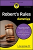 Jennings, C. Alan,Robert`s Rules for Dummies