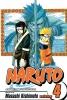 Kishimoto, Masashi,Naruto 4