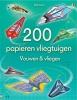 ,200 Papieren voertuigen - Vouwen en plooien
