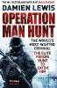 Lewis, Damien,Operation Man Hunt
