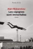 Mabanckou, Alain,Les Cigognes sont immortelles