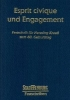 ,Esprit civique und Engagement.