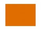 ,etalagekarton Folia 48x68cm 380gr pak a 10 vel oranje
