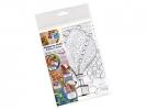 ,Info Notes creative kleurvel A5 148 x 210mm Colour & Relax  voor volwassenen