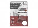 ,schutbladen ProfiOffice A4 270gr. karton 100 stuks leer wit