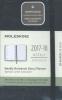 ,Moleskine 18 month planner - weekly - pocket - black - hard cover