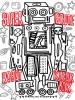 <b>Het super grote robot kleurboek</b>,