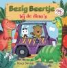 <b>Benji  Davies</b>,Bezig Beertje : Bezig Beertje bij de dino`s