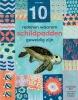 <b>Catherine  Barr</b>,10 redenen waarom schildpadden geweldig zijn