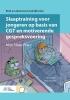 Marije  Kuin, Bianca  Boyer,Slaaptraining voor jongeren op basis van CGT en motiverende gespreksvoering