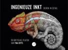 Tim  Jeffs,Ingenieuze inkt - Dieren in detail