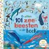Rebecca  Jones,Er zitten 101 zeebeesten in dit boek