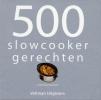 <b>C.  Beckerman</b>,500 slowcooker recepten