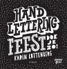 <b>Karin  Luttenberg</b>,Handlettering feest doe je zo!
