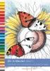 Marja van `t Wel,Zin in kleuren 1 + Kaart met 100 deugden