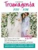 <b>24 maanden Trouwagenda 2015-2016 Handig in je tas!</b>,Voor bruidsparen die trouwen in 2015 of 2016 Complete organizer, weddingplanner, checlist, budgetplanner en trouwagenda voor je bruiloft