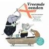 Mr  Luca, Bart  Hengeveld,Vreemde Eenden - Jazz voor Kinderen (Boek met CD)