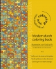 Saskia  Vis,Modern dutch coloring book