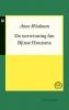 <b>Anne Wadman</b>,De oerwinning fan Bjinse Houtsma