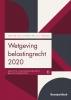 L.J.A.  Pieterse J.P.  Boer,Wetgeving belastingrecht 2020