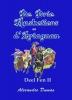 Alexandre  Dumas ,De drie musketiers en D`Artagnan deel I en II