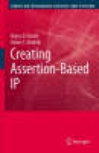 Foster, Harry D. Creating Assertion-Based IP