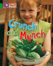 Nora Sands,   Cliff Moon Crunch and Munch