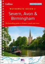 Collins Maps Severn, Avon & Birmingham No. 2
