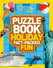 National Geographic Kids Puzzle Book Holiday