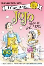 O`Connor, Jane Jojo and Daddy Bake a Cake