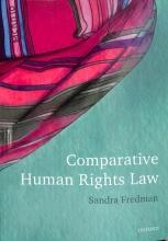 Fredman, Sandra Comparative Human Rights Law