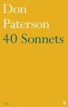 Paterson, Don 40 Sonnets