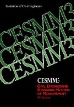 Luria A.R. Vygo, S CESMM3 Civil Engineering Standard Method of Measurement
