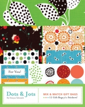 Schmidt, Denyse Dots and Jots Mix and Match Gift Bags