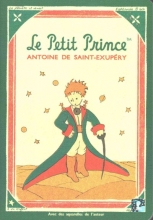 Le Petit Prince Stitch Stitch Medium Lined Notebook