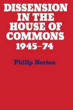Norton, Philip Dissension in the House of Commons