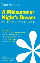 Sparknotes A Midsummer Night`s Dream Sparknotes Literature Guide