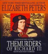 Peters, Elizabeth The Murders of Richard III