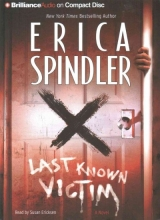 Spindler, Erica Last Known Victim