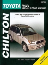 Haynes Publishing Toyota Rav4 (Chilton)
