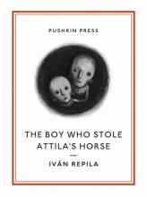 Repila, Iván Boy Who Stole Attila`s Horse