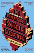 Sloan, Robin Mr Penumbra`s 24-Hour Bookstore