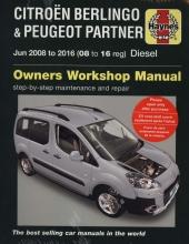 Peter T. Gill Citroen Berlingo & Peugeot Partner Diesel (June `08-`16) 08 To 16