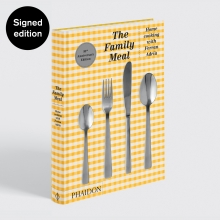 Ferran Adrià , The Family Meal, Signed Edition