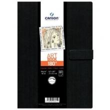 , Tekenboek Canson Art 216x279mm 180graden 96gram 80vel