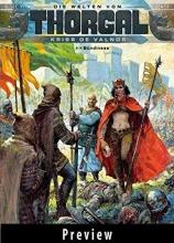 Sente, Yves Thorgal - Die Welten von Thorgal: Kriss de Valnor 04. Bündnisse