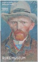 Puz-551 , Puzzel zelfportret - vincent van gogh 1000
