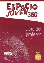 Equipo Espacio Espacio Joven 360 Level A2.1 : Tutor book with free coded access to ELEteca